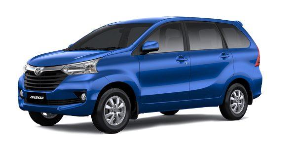Inilah Tips Memilih Rental Mobil Yang Bagus di Jogja - Toyota Avanza
